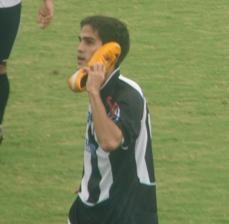 Rodrigo Félix é um dos destaques do CEC em 2008