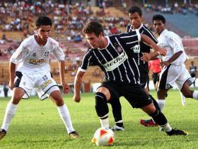 Taça SP: CEC perde para Corinthians na estréia