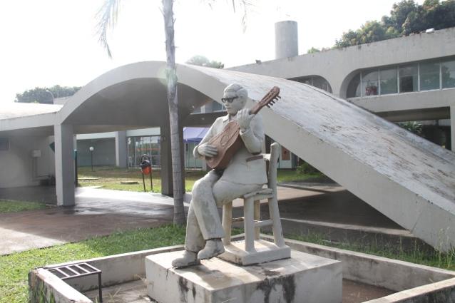 Nordestinos como Raminho do Baião fizeram a história de Ceilândia e a Casa do Cantador