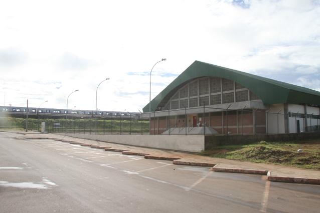 Depois de 40 anos, Ceilândia ganhou um ginásio esportivo