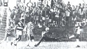 1993: Raimundinho fuzila goleiro do Samambaia