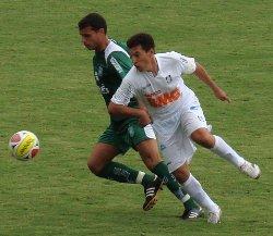 Dimba: dois gols nas últimas duas partidas