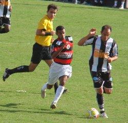 Rodrigo Melo: decisivo no contra-ataque