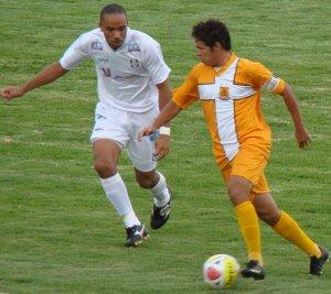 Vieira: participou dos primeiros 17 jogos
