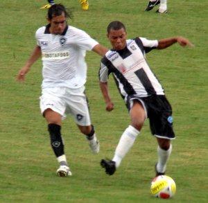 Allan Delon: atuação premiada com um gol