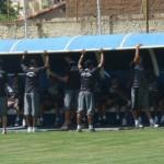 Ceilandia em Aparecida: sem jogo