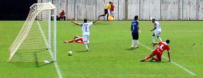 Dimba Comemora o primeiro gol