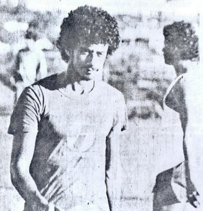 Manoel Ferreira era um dos destaques do Tiradentes