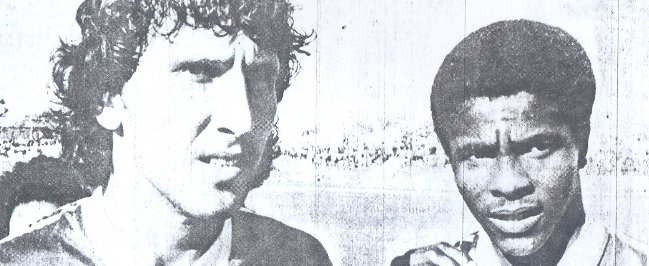 1983: Marquinhos e Zico