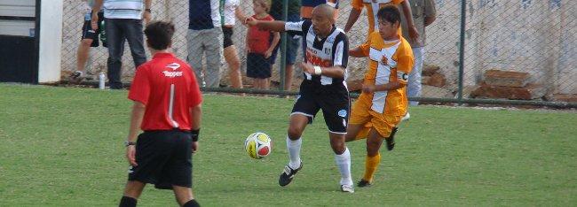 Iranildo disputa com Vieira em 2010: possível reforço do GAto