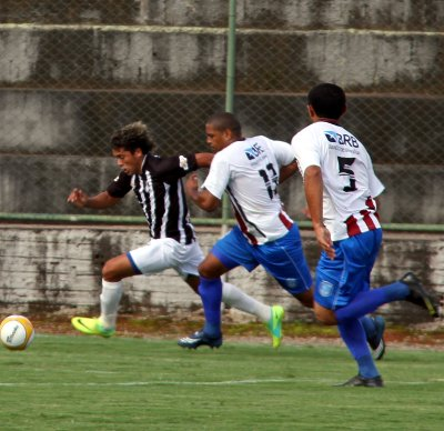 Gil Bala arranca em velocidade: time ainda está preso