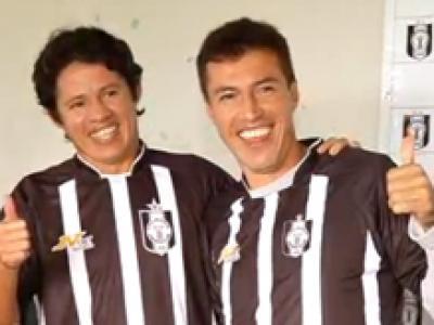 Iranildo e Dimba: quem sabe com eles juntos?