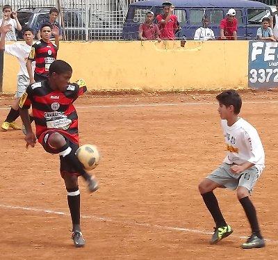 Intantil passa pelo Ceilandense e está na semi-final