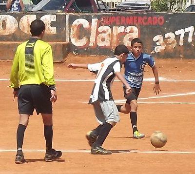 Ceilândia perdeu duas das finais disputadas