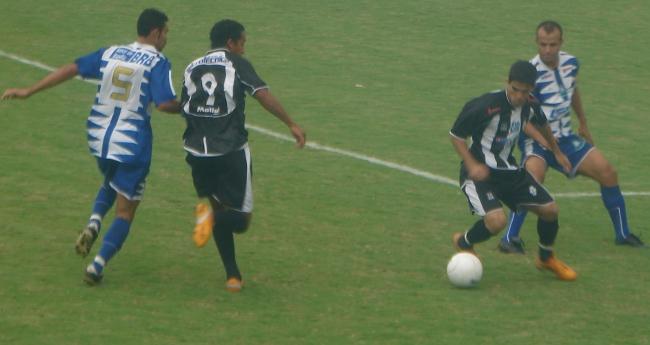 Em 2008, no Abadião, Brazlândia tirou o Gato da Copa do Brasil
