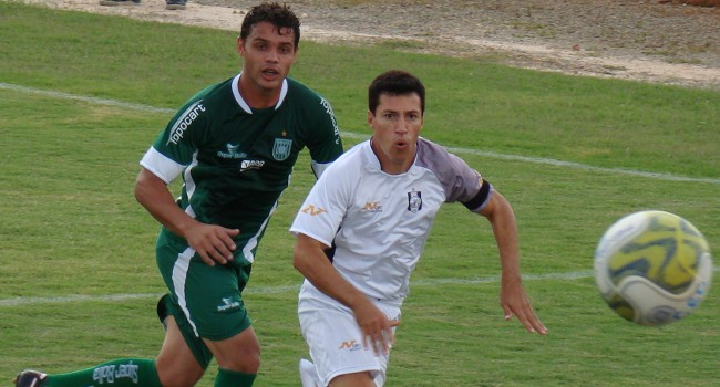 Dimba contra o Gama em 2011