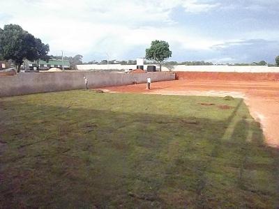 Segundo campo começa a tomar forma na Cidade do Gato - Foto: Antonio Gomes