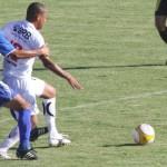 Allan Dellon em 21 de abril de 2012: CEC 2 x 0 Brazlândia