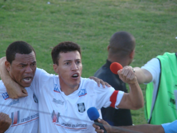Esperança em Allan Dellon e Dimba para conquistar mais um título