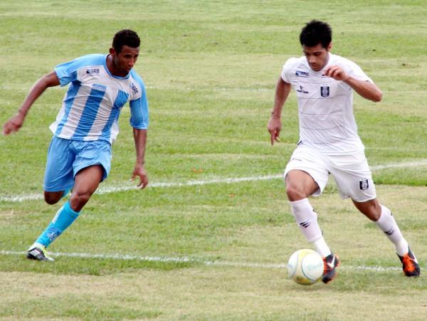 Luiz Fernando: entrou no sufoco e deu conta do recado