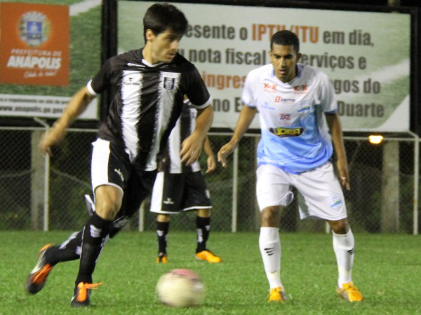Luiz Fernando: boa participação em um time com estilo diferente