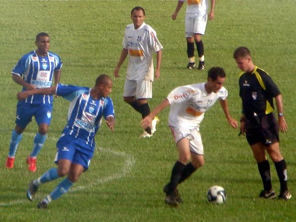 Rildo e Bobby em 2009: 4 jogos, 4 derrotas