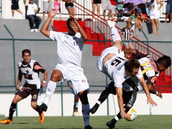 Março de 2012: Ceilândia venceu o Sobradinho por 1 x 0 no Abadião