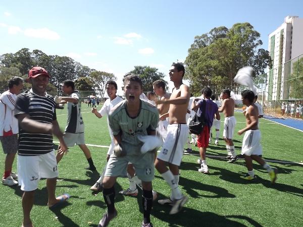 Juvenil bateu Madureira e é campeão da cidade
