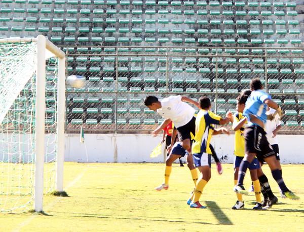 Alex faz o gol do título: Ceilândia campeão da Copa Agap 2012