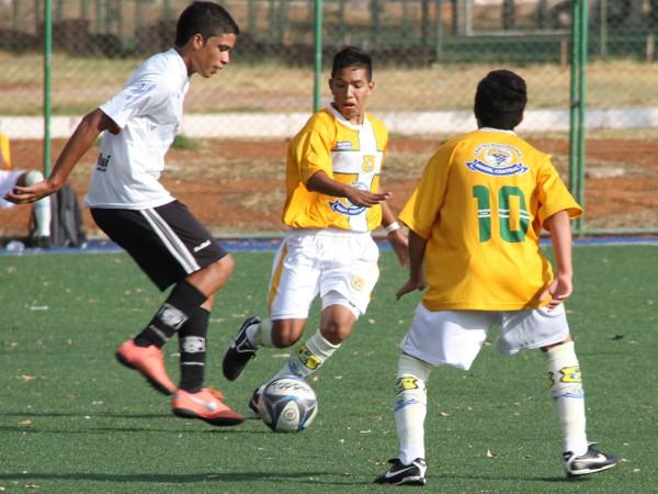 Infantil: CEC fez 2 x 1 e permitiu a virada do Brasiliense