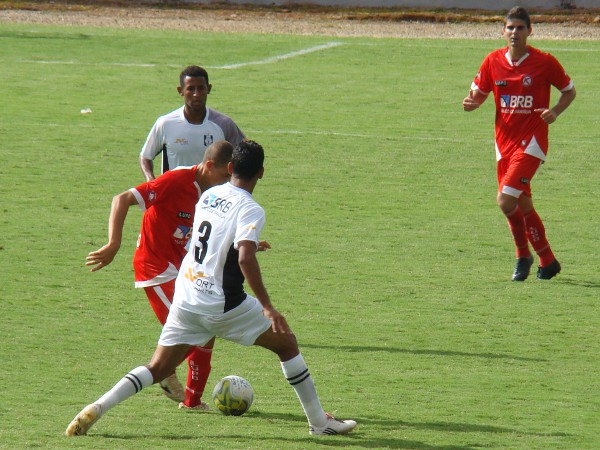 2011: Ceilândia vs Brasília, um dos mais tradicionais confrontos do DF