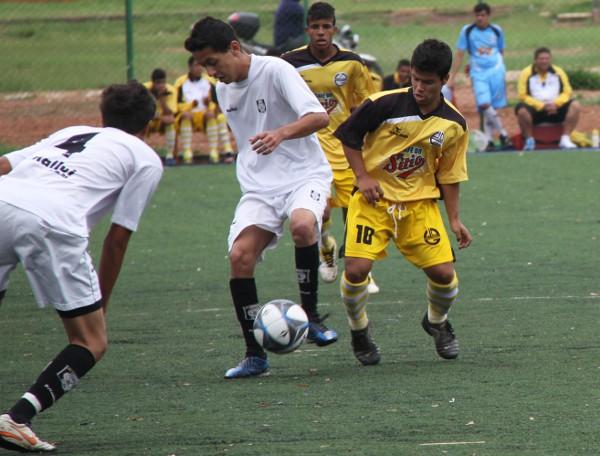 Juvenil não passou pela Guaraense
