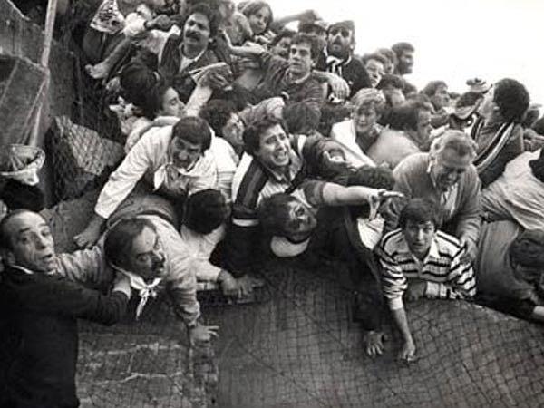 Peru, 1964, Desespero no Estádio
