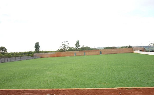 Novo campo na Cidade do Gato