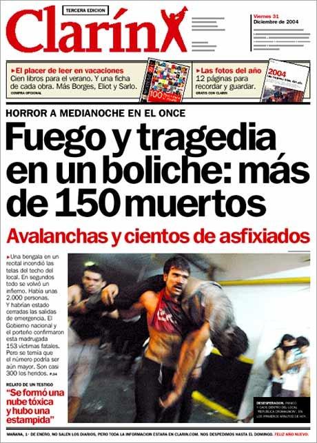 Argentina 2004: Desespero!