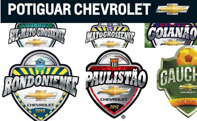 Chevrolet investe pesado no patrocínio dos Estaduais