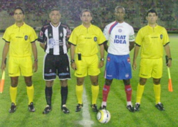 Março de 2006: Ceilândia elimina o Bahia na Fonte Nova: 2 x 1