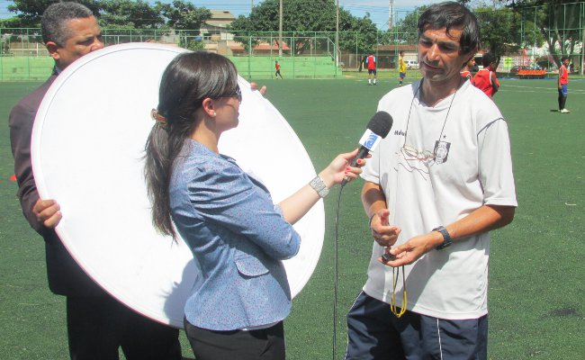 Antonio Gomes fala do trabalho