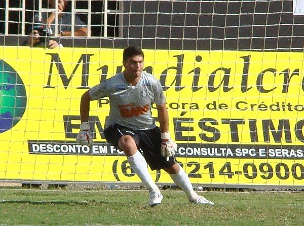 Edinho está de volta ao alvinegro: Campeão em 2010
