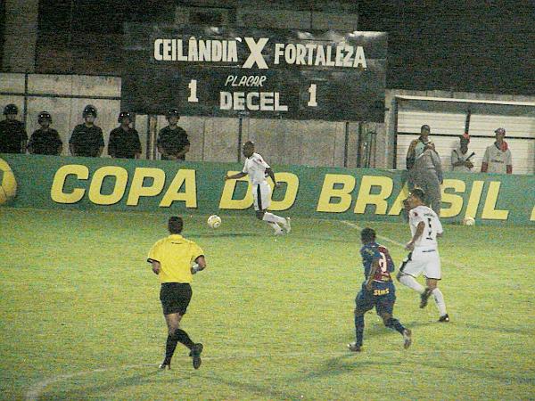 CEC x Fortaleza: empate em casa