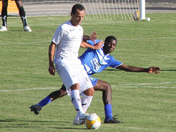 Cassius: esperança de gol e de classificação
