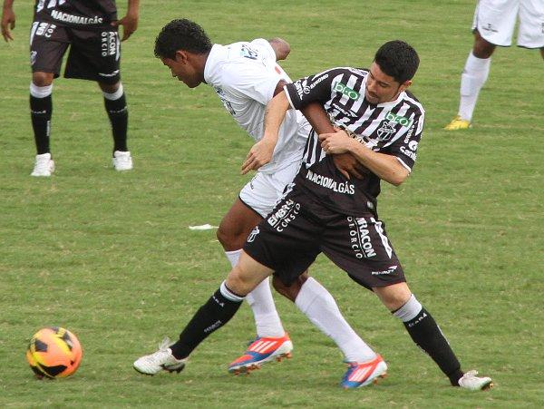 Ceará segurou o CEC no Regional: jogo ainda mais complicado no Castelão