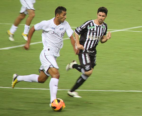 Alisson fez excelente partida: mas o gol não saiu