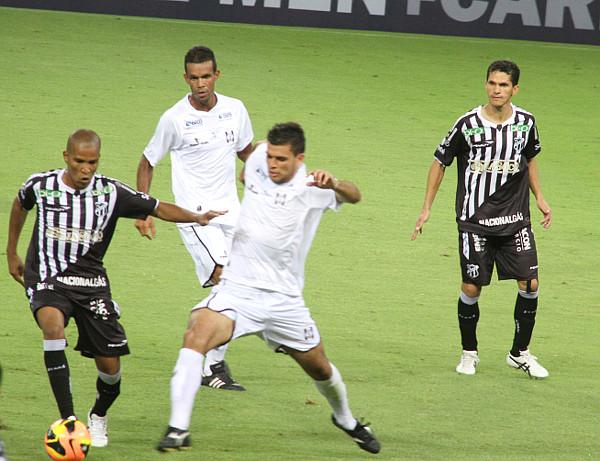 Marcelo Costa dá combate: time não se acertou defensivamente