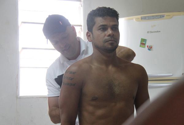 Atletas passaram por avaliação física