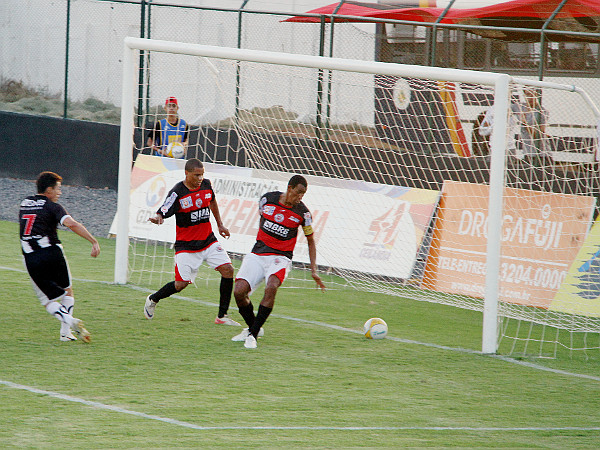 Em abril de 2012, CEC conseguiu o empate nos minutos finais