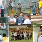 Adelson: o maior treinador da história do Ceilândia. Lugar cativo na história do futebol local