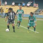 2008: Ceilândia e Gama no antigo Mané Garrincha - longe de sua torcida, Gato perdeu vínculo com sua cidade
