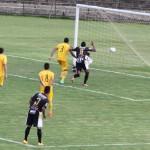 Gol de Vitor: por acidente