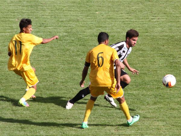 Filipe Cirne: com ele o Ceilândia é outro time
